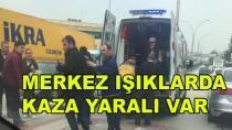 Karamürsel'de Trafik Kazası Yaralı Var