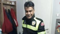 Karamürsel'de Görevli Polis Memuru Hastaneye Kaldırıldı