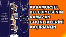 Karamürsel Belediyesi Ramazan Etkinlikleri Başladı