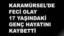 Karamürsel'de 17 yaşındaki Genç Öldü