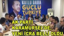 AK Parti Karamürsel'de Yeni İcra
