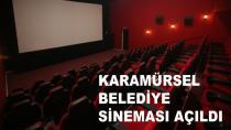 Karamürsel Belediye Sineması Açıldı