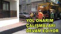 Karamürsel Belediyesi Çalışmalarına Devam Ediyor
