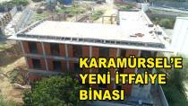 Karamürsel'e Yeni İtfaiye Binası
