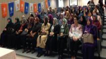 AK Kadınlar Teşkilat Eğitiminde