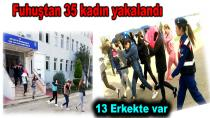 Altınova'da Mekanlara Fuhuş Operasyonu