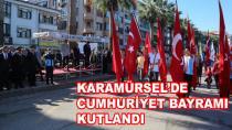 Karamürsel'de Cumhuriyet Bayramı Kutlandı