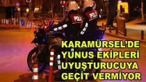 Karamürsel'de Yunus Ekipleri Suçluya Geçit Vermiyor