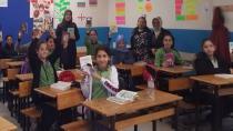AK Kadınlar Çocuklara Kitap Hediye Etti