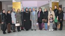 Öncü Kadınlardan Kaymakam Narinoğlu'na Ziyaret