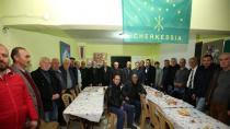 Kuzey Kafkas Derneğine Ziyaret