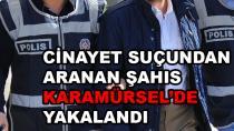 Cinayet Hükümlüsü Karamürsel'de Yakalandı