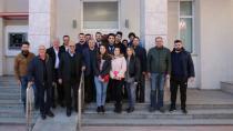 AK Parti Karamürsel'den  Deprem Bölgesine Yardım