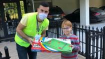 Karamürsel Belediyesi'nden Çocuklara 23 Nisan Hediyesi