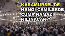 Karamürsel'de Bazı Camiler İbadete Açılıyor
