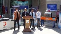 Karamürsel'de Virüsü Yok Edebilen Cihaz Tasarlandı