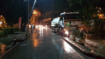 Sağanak Yağış Sonrası Karamürsel Belediyesi Alarma Geçti