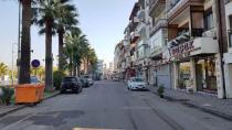 Karamürsel'de Sokaklar Boş Kaldı