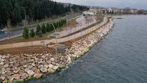 Altınkemer-Ereğli Sahil Düzenlenmesi Devam Ediyor