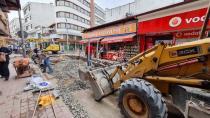 Atatürk Caddesi 1.Etap Alt Yapı Çalışmaları Tamamlandı